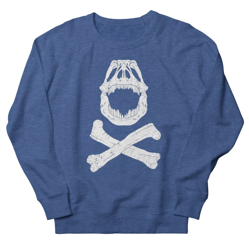 Jolly Rex Men's Sweatshirt by Ganto's Artist Shop
