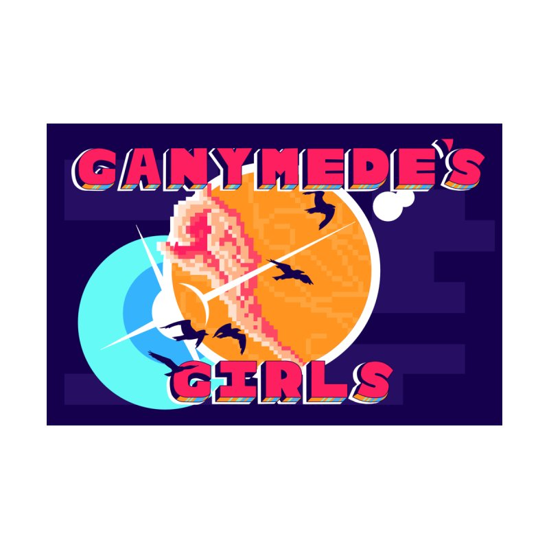 Ganymede's GIrls Men's T-Shirt by ganymedesgirlscommunity's Artist Shop
