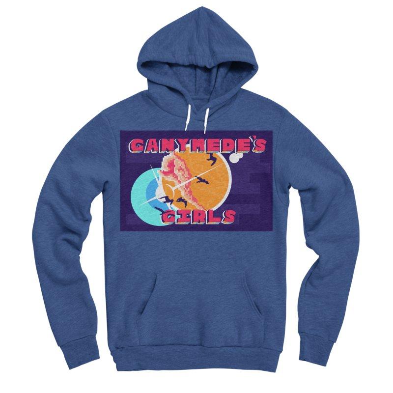 Ganymede's GIrls Men's Sponge Fleece Pullover Hoody by ganymedesgirlscommunity's Artist Shop