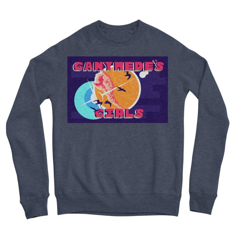 Ganymede's GIrls Men's Sponge Fleece Sweatshirt by ganymedesgirlscommunity's Artist Shop