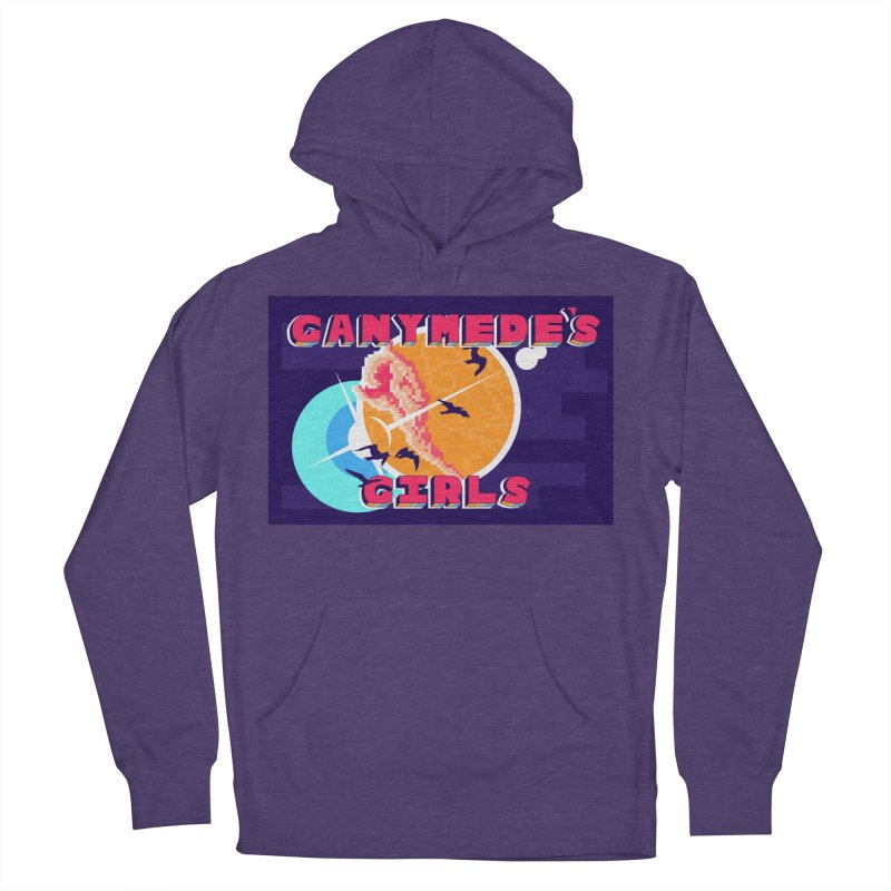 Ganymede's GIrls Women's French Terry Pullover Hoody by ganymedesgirlscommunity's Artist Shop