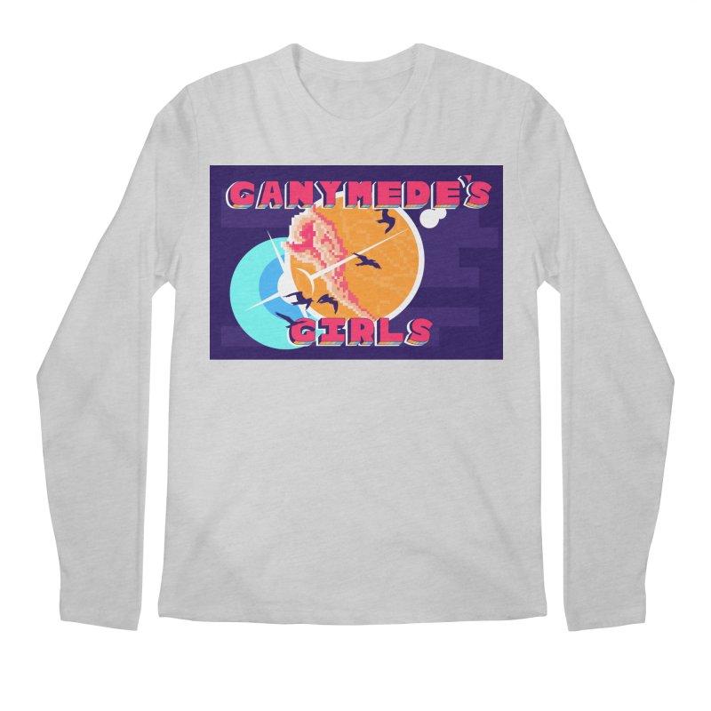 Ganymede's GIrls Men's Regular Longsleeve T-Shirt by ganymedesgirlscommunity's Artist Shop