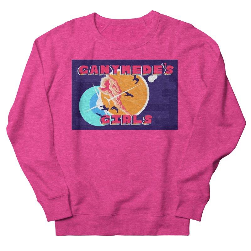 Ganymede's GIrls Men's French Terry Sweatshirt by ganymedesgirlscommunity's Artist Shop