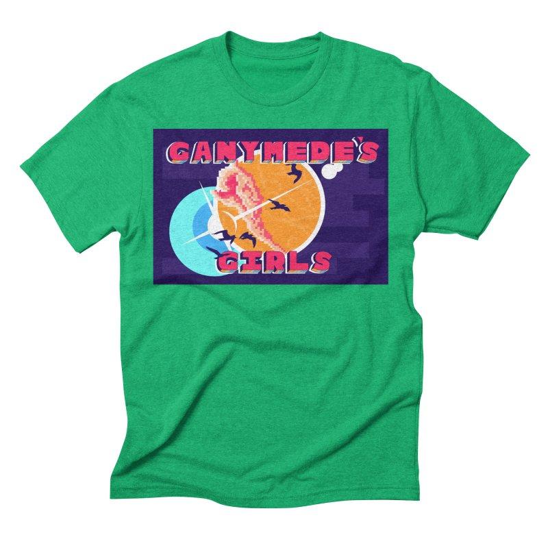 Ganymede's GIrls Men's Triblend T-Shirt by ganymedesgirlscommunity's Artist Shop