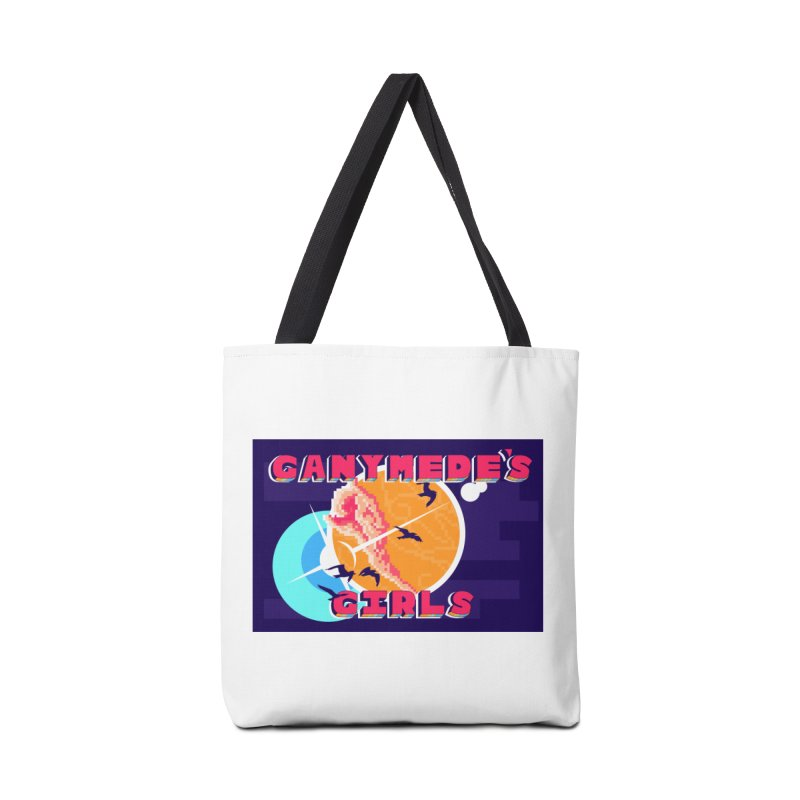 Ganymede's GIrls Accessories Tote Bag Bag by ganymedesgirlscommunity's Artist Shop