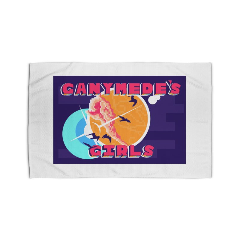 Ganymede's GIrls Home Rug by ganymedesgirlscommunity's Artist Shop