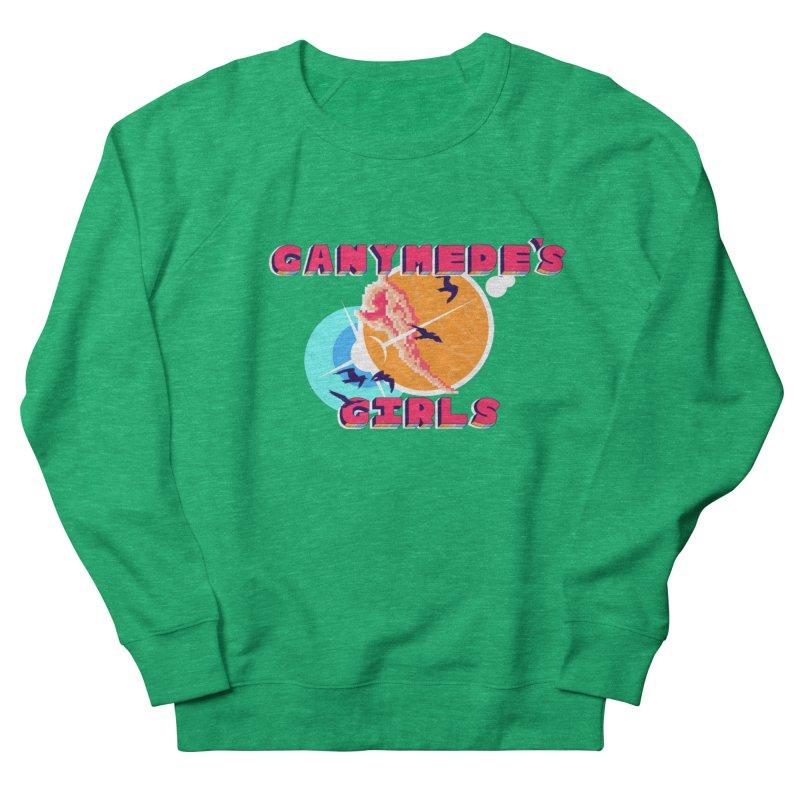 GG Logo Basic Apparel Men's French Terry Sweatshirt by ganymedesgirlscommunity's Artist Shop