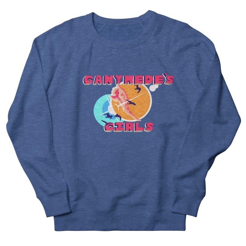 GG Logo Basic Apparel Men's Sweatshirt by ganymedesgirlscommunity's Artist Shop