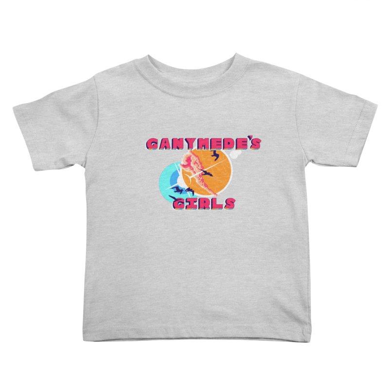 GG Logo Basic Apparel Kids Toddler T-Shirt by ganymedesgirlscommunity's Artist Shop