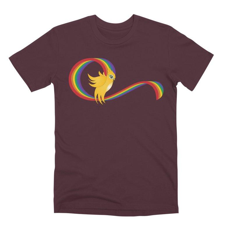 GG Pride Men's Premium T-Shirt by ganymedesgirlscommunity's Artist Shop