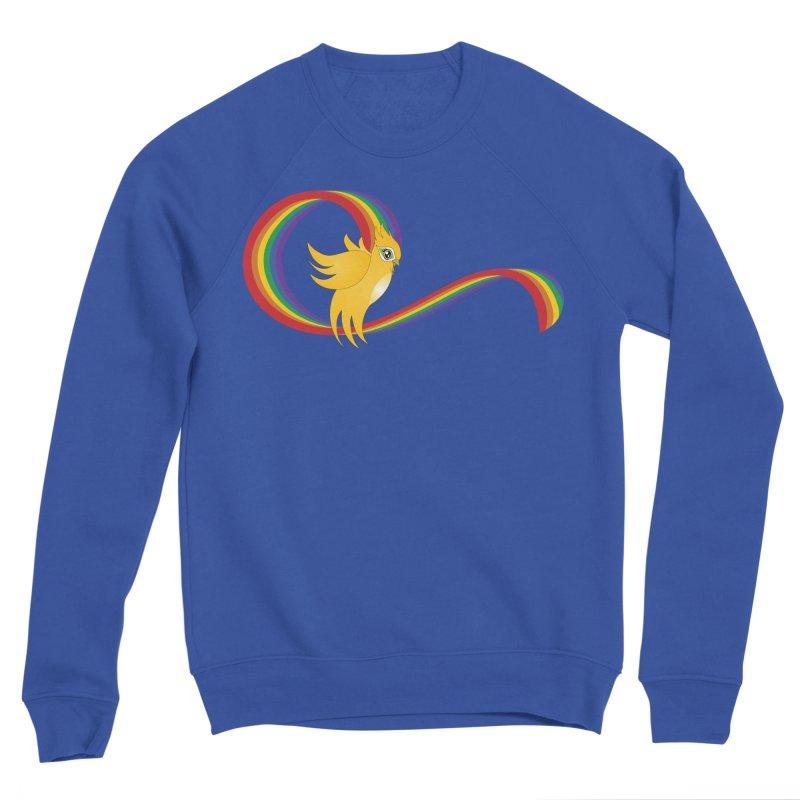 GG Pride Men's Sponge Fleece Sweatshirt by ganymedesgirlscommunity's Artist Shop