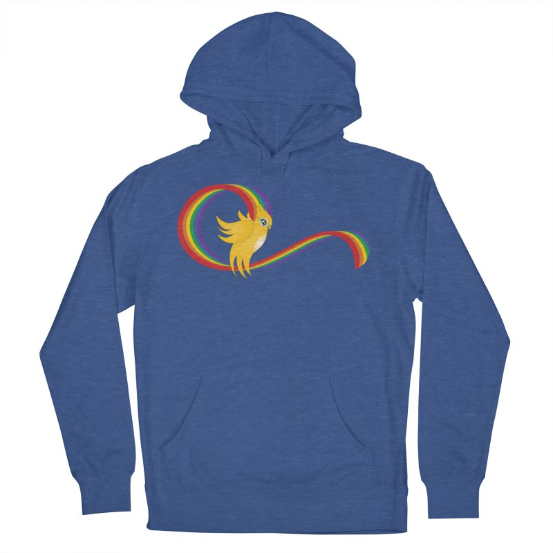 GG Pride Women's French Terry Pullover Hoody by ganymedesgirlscommunity's Artist Shop