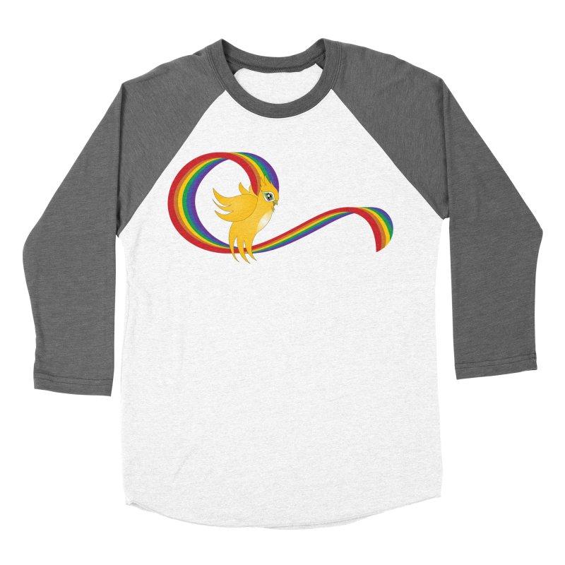 GG Pride Women's Baseball Triblend Longsleeve T-Shirt by ganymedesgirlscommunity's Artist Shop