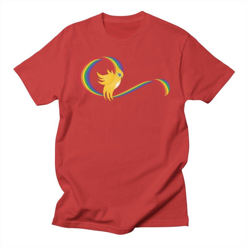 GG Pride Men's Regular T-Shirt by ganymedesgirlscommunity's Artist Shop