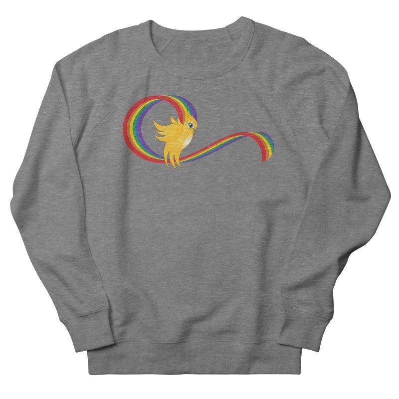 GG Pride Men's French Terry Sweatshirt by ganymedesgirlscommunity's Artist Shop