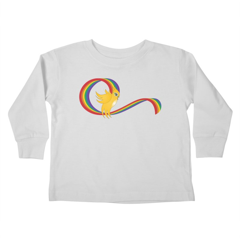 GG Pride Kids Toddler Longsleeve T-Shirt by ganymedesgirlscommunity's Artist Shop
