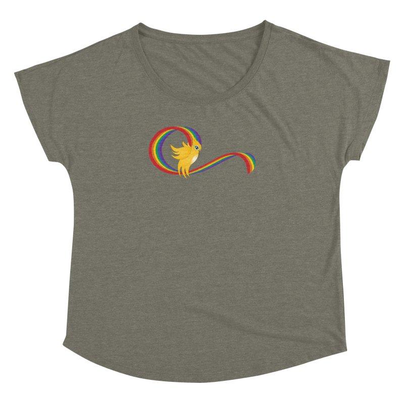 GG Pride Women's Scoop Neck by ganymedesgirlscommunity's Artist Shop