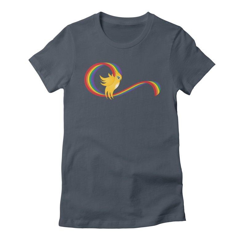 GG Pride Women's T-Shirt by ganymedesgirlscommunity's Artist Shop