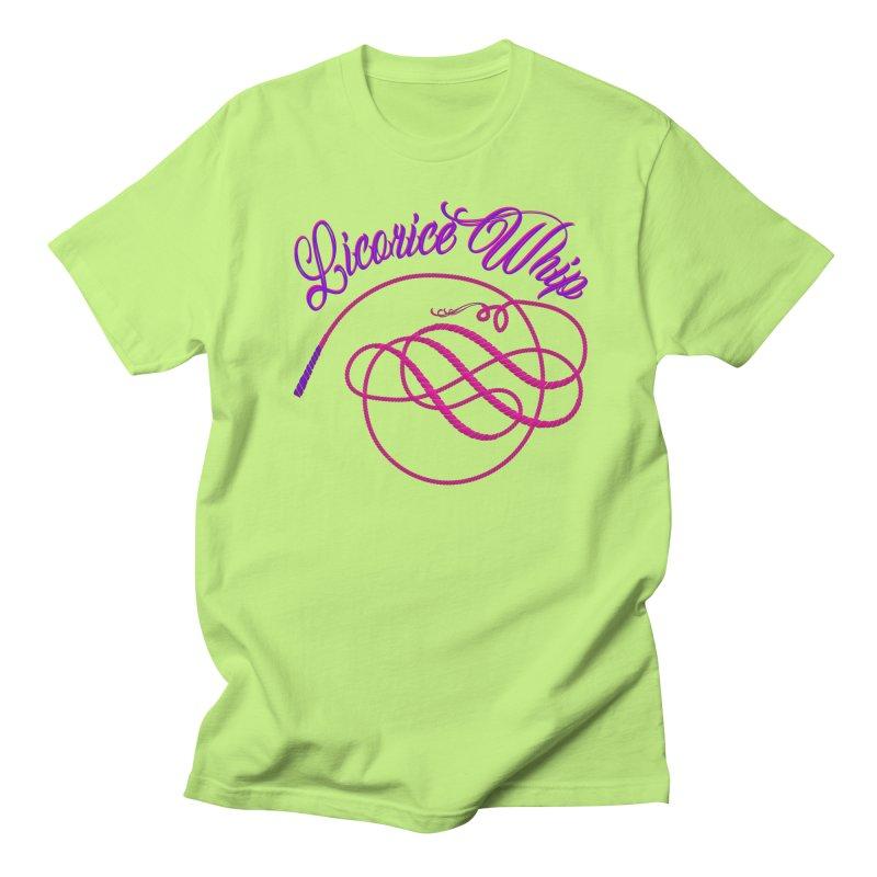 Licorice Whip Women's Regular Unisex T-Shirt by ganymedesgirlscommunity's Artist Shop
