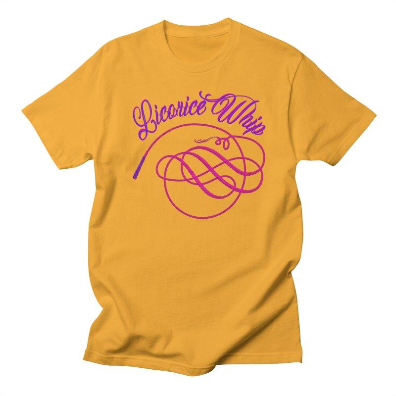Licorice Whip Men's Regular T-Shirt by ganymedesgirlscommunity's Artist Shop