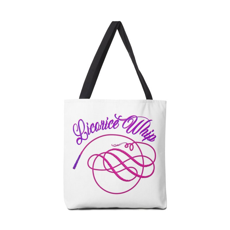 Licorice Whip Accessories Tote Bag Bag by ganymedesgirlscommunity's Artist Shop