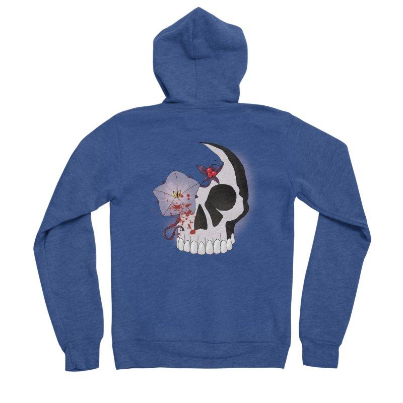 Team Nightshade Women's Sponge Fleece Zip-Up Hoody by ganymedesgirlscommunity's Artist Shop