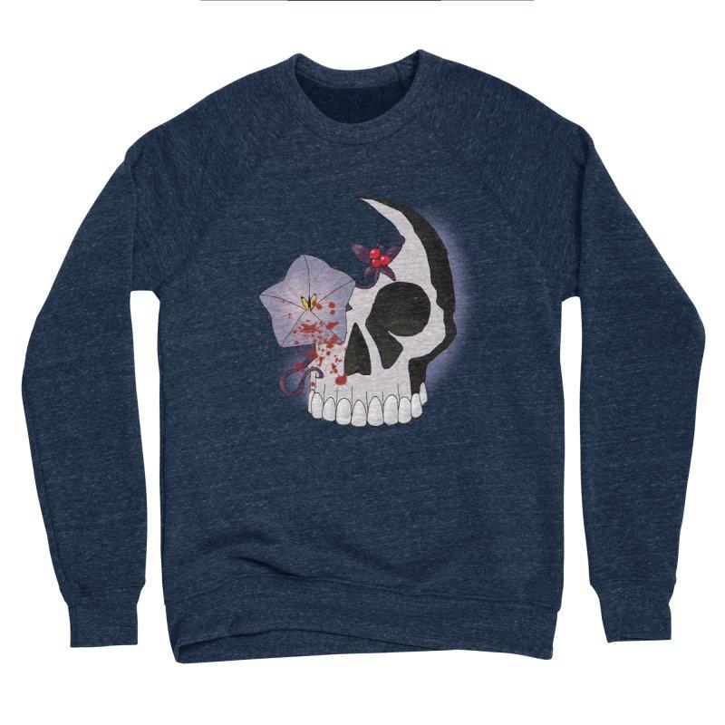 Team Nightshade Men's Sponge Fleece Sweatshirt by ganymedesgirlscommunity's Artist Shop