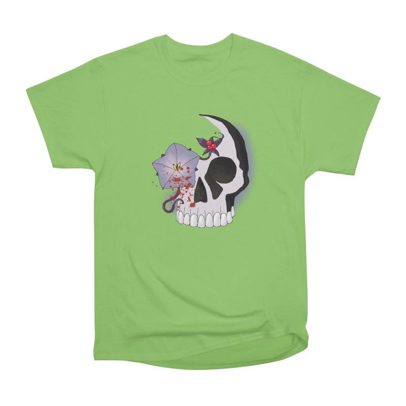 Team Nightshade Women's Heavyweight Unisex T-Shirt by ganymedesgirlscommunity's Artist Shop