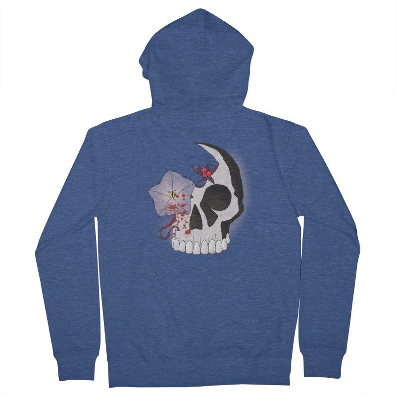 Team Nightshade Men's French Terry Zip-Up Hoody by ganymedesgirlscommunity's Artist Shop