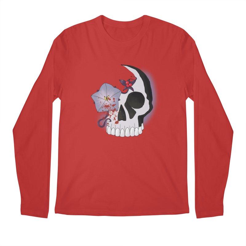 Team Nightshade Men's Regular Longsleeve T-Shirt by ganymedesgirlscommunity's Artist Shop