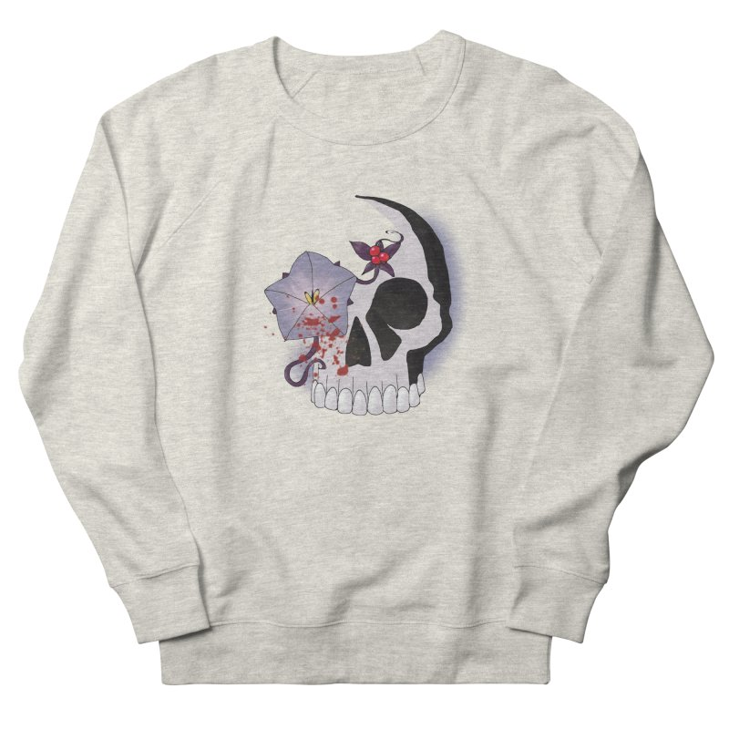 Team Nightshade Men's French Terry Sweatshirt by ganymedesgirlscommunity's Artist Shop