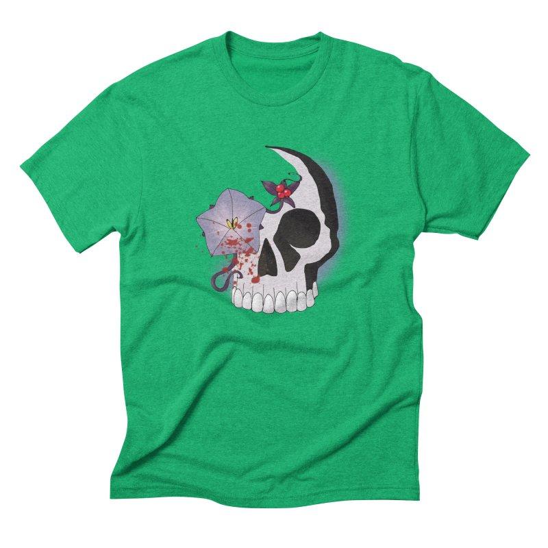 Team Nightshade Men's Triblend T-Shirt by ganymedesgirlscommunity's Artist Shop