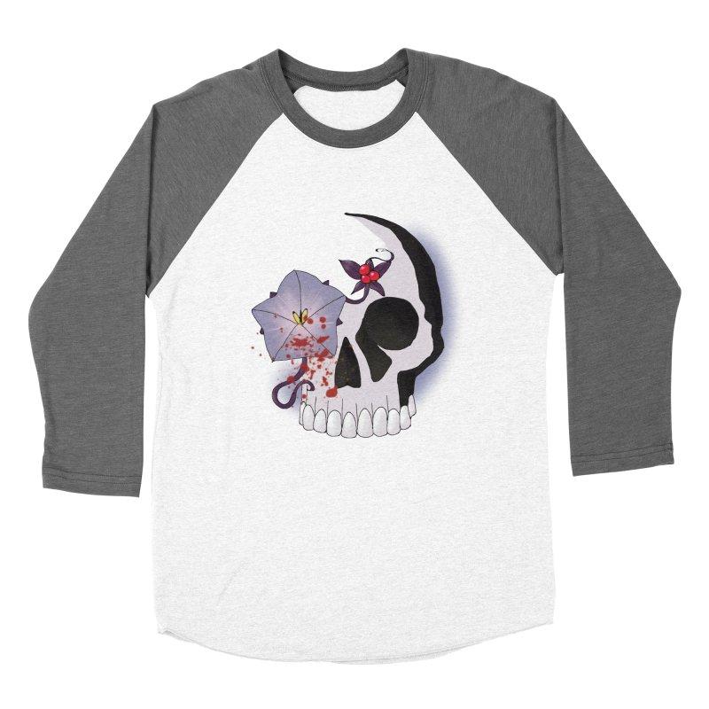 Team Nightshade Women's Baseball Triblend Longsleeve T-Shirt by ganymedesgirlscommunity's Artist Shop