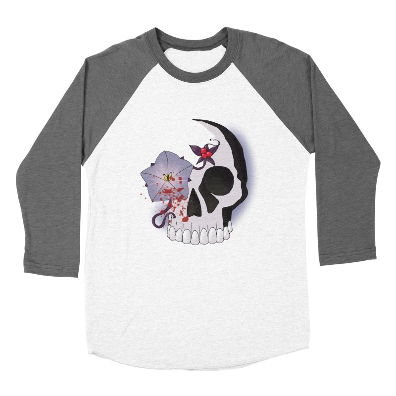 Team Nightshade Men's Baseball Triblend Longsleeve T-Shirt by ganymedesgirlscommunity's Artist Shop