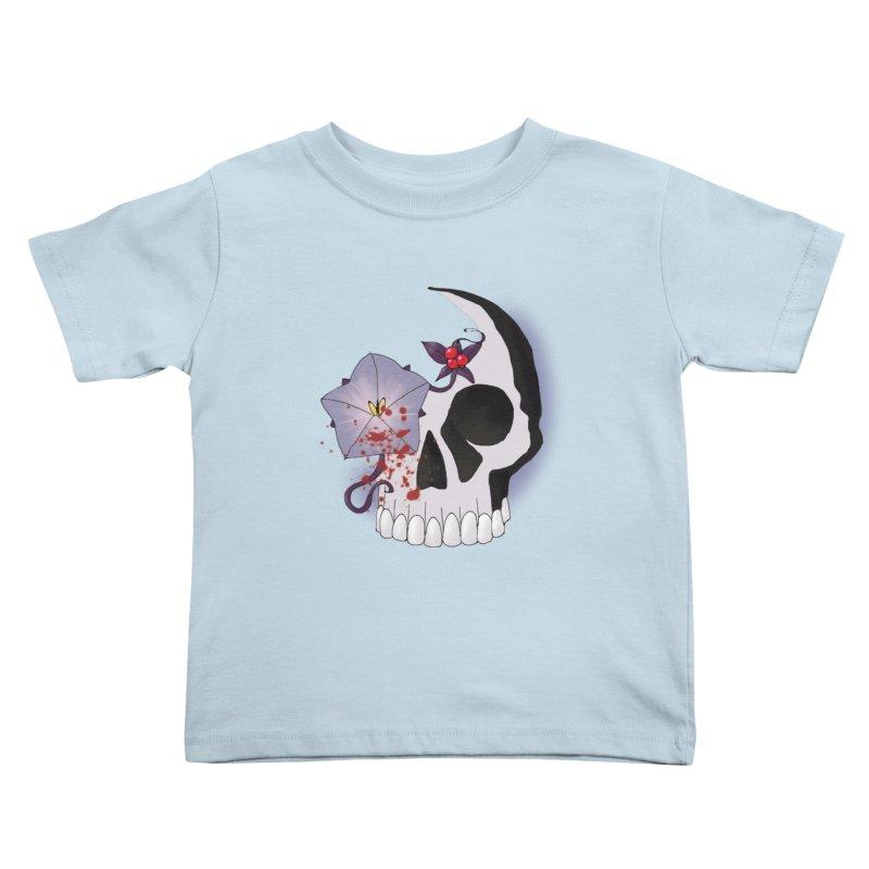 Team Nightshade Kids Toddler T-Shirt by ganymedesgirlscommunity's Artist Shop