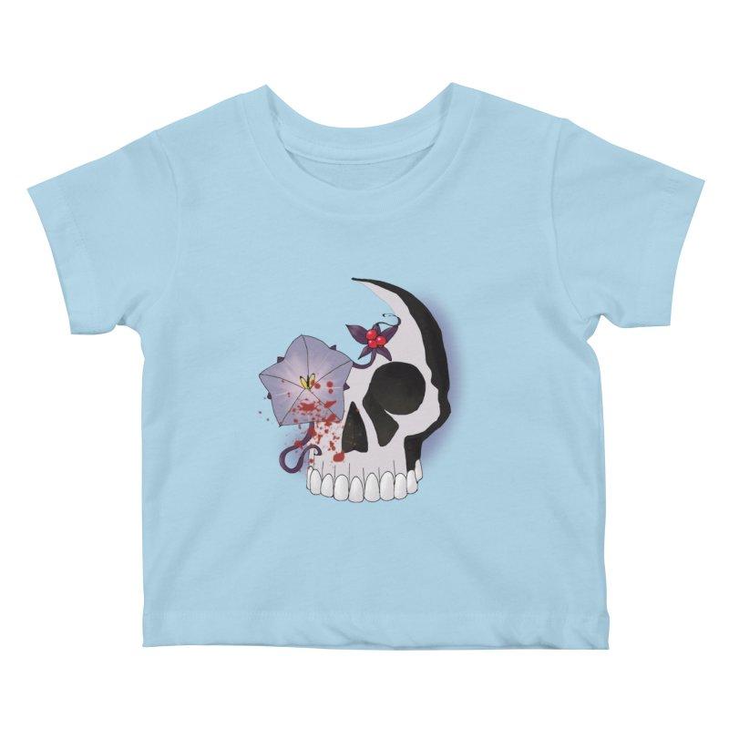 Team Nightshade Kids Baby T-Shirt by ganymedesgirlscommunity's Artist Shop