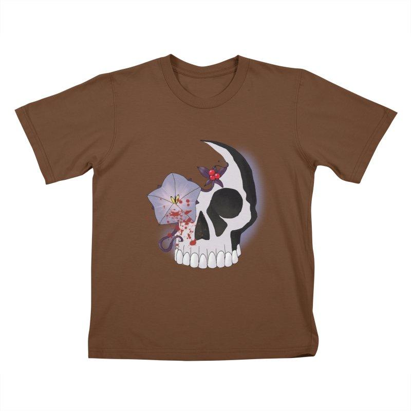 Team Nightshade Kids T-Shirt by ganymedesgirlscommunity's Artist Shop