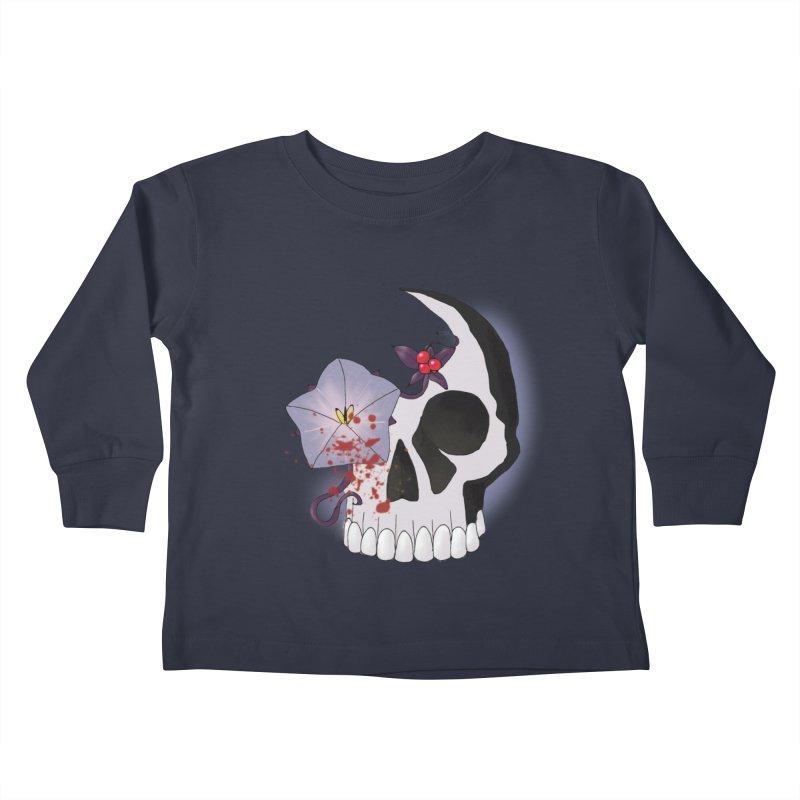 Team Nightshade Kids Toddler Longsleeve T-Shirt by ganymedesgirlscommunity's Artist Shop