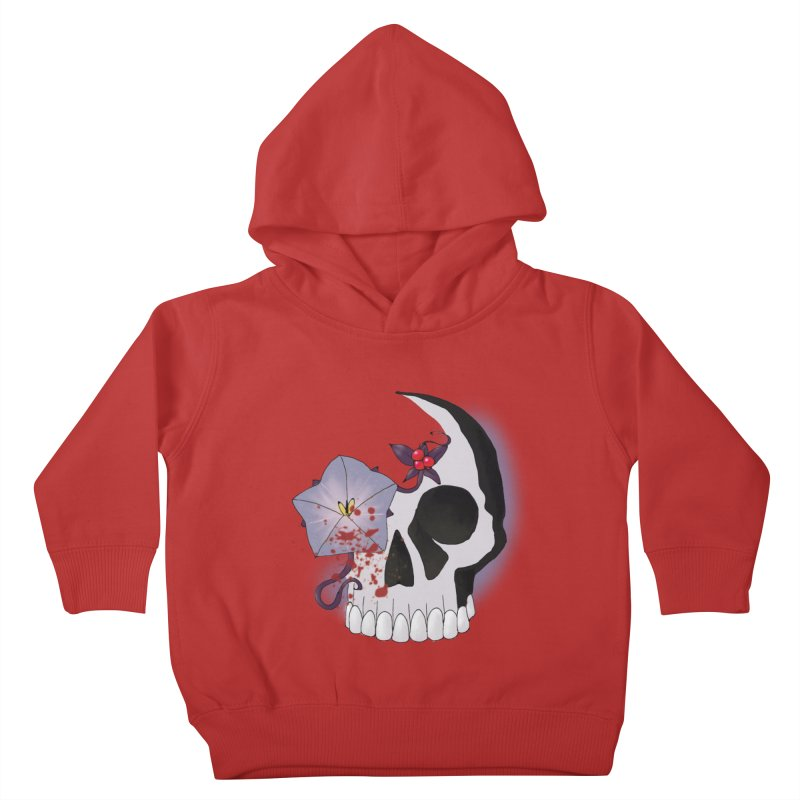 Team Nightshade Kids Toddler Pullover Hoody by ganymedesgirlscommunity's Artist Shop