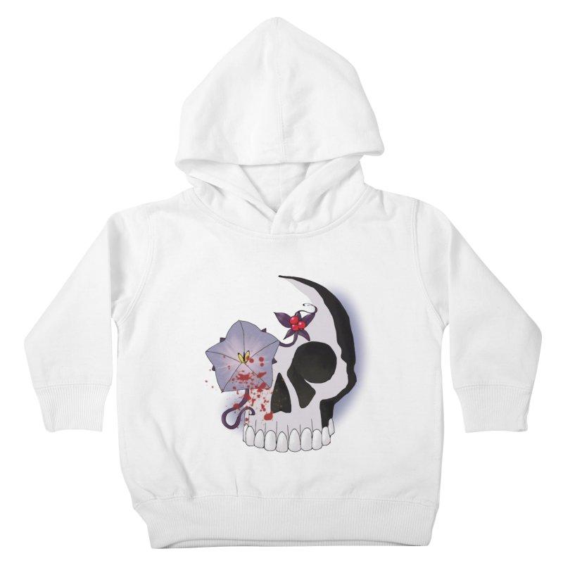 Team Nightshade Kids Toddler Pullover Hoody by ganymedesgirlscommunity's Artist Shop