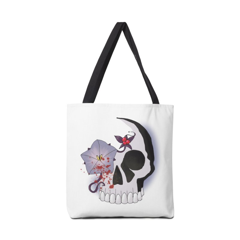 Team Nightshade Accessories Tote Bag Bag by ganymedesgirlscommunity's Artist Shop