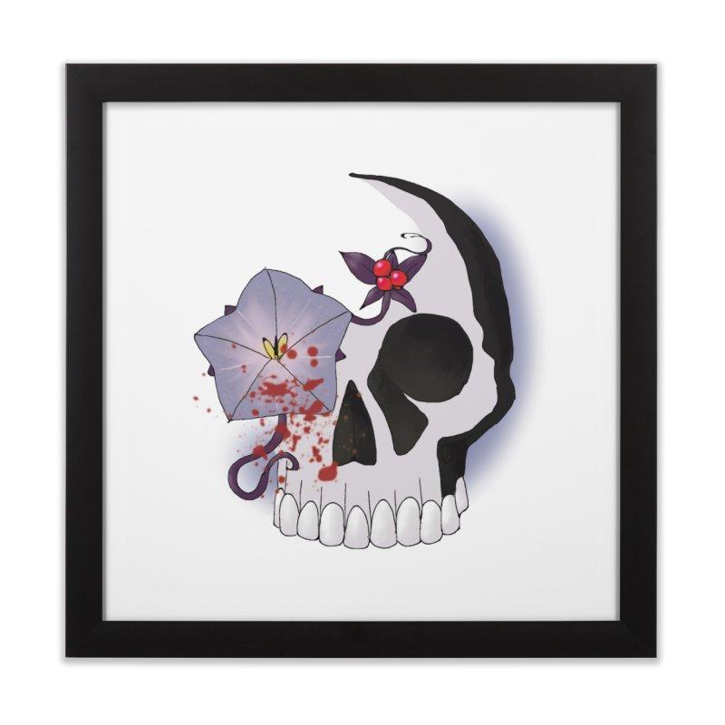 Team Nightshade Home Framed Fine Art Print by ganymedesgirlscommunity's Artist Shop