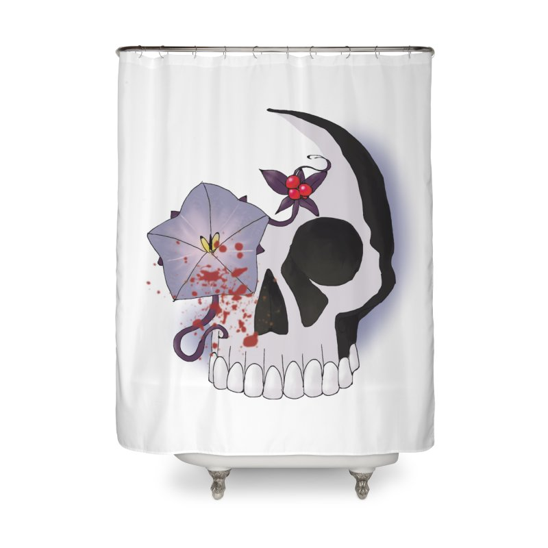 Team Nightshade Home Shower Curtain by ganymedesgirlscommunity's Artist Shop