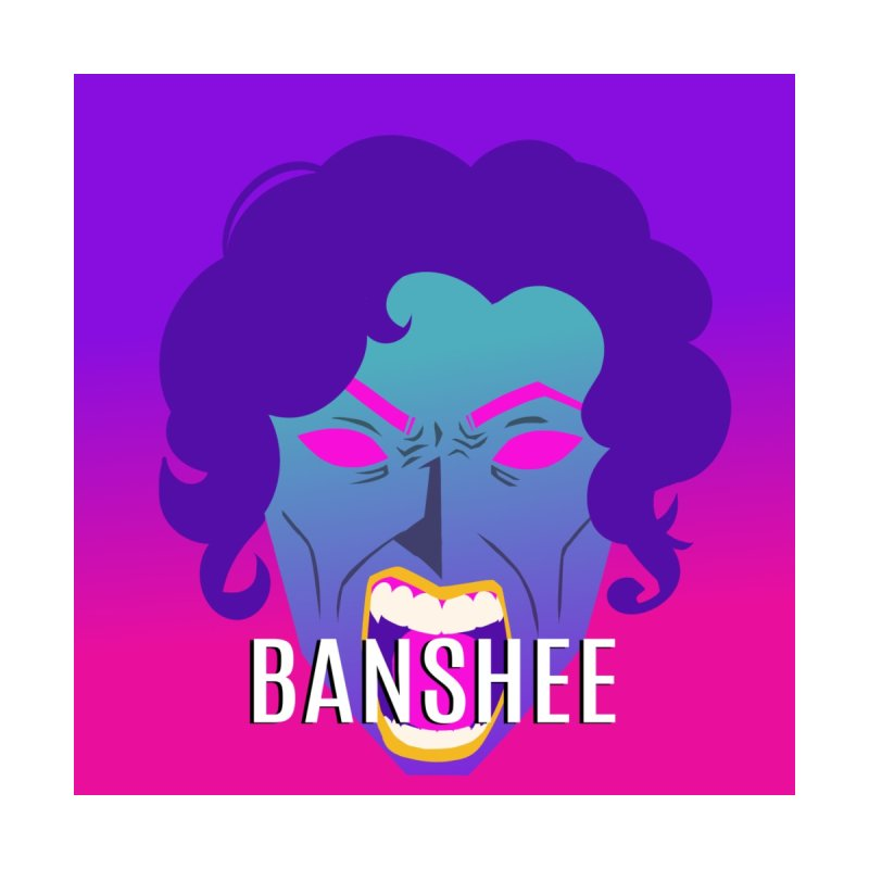 Banshee Women's Scoop Neck by ganymedesgirlscommunity's Artist Shop