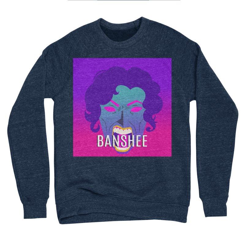 Banshee Men's Sponge Fleece Sweatshirt by ganymedesgirlscommunity's Artist Shop