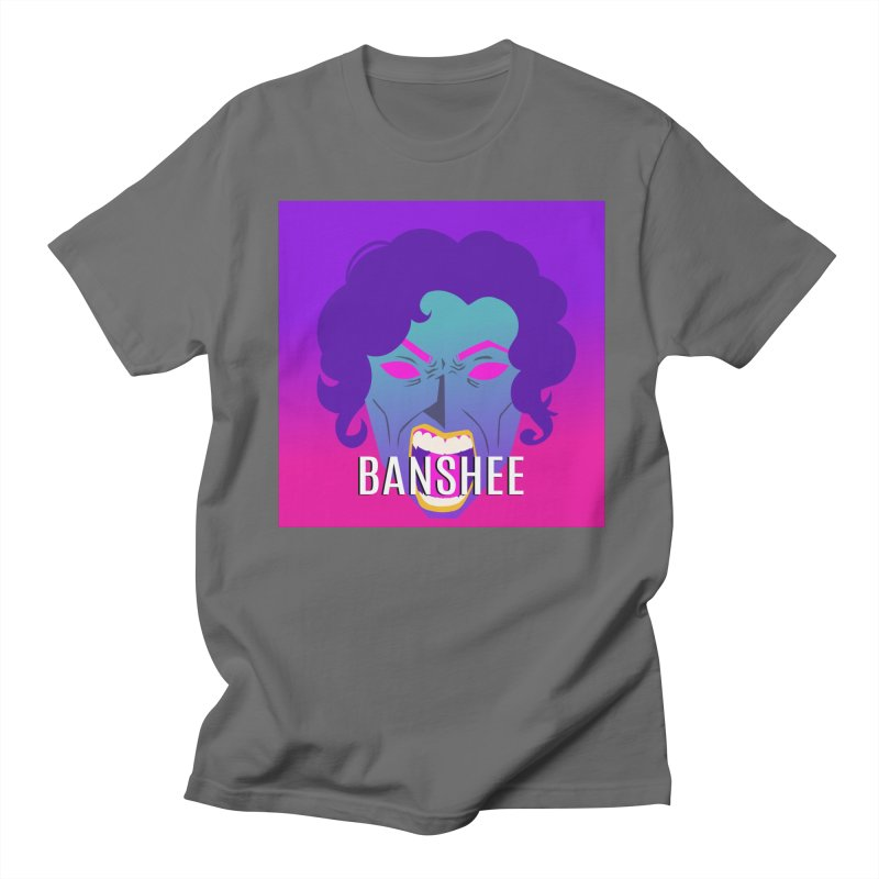Banshee Men's T-Shirt by ganymedesgirlscommunity's Artist Shop