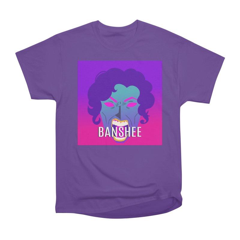Banshee Men's Heavyweight T-Shirt by ganymedesgirlscommunity's Artist Shop