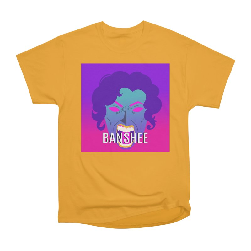 Banshee Women's Heavyweight Unisex T-Shirt by ganymedesgirlscommunity's Artist Shop