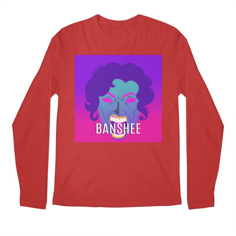 Banshee Men's Regular Longsleeve T-Shirt by ganymedesgirlscommunity's Artist Shop