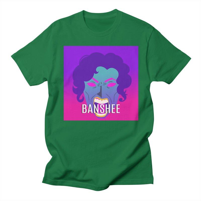 Banshee Women's Regular Unisex T-Shirt by ganymedesgirlscommunity's Artist Shop